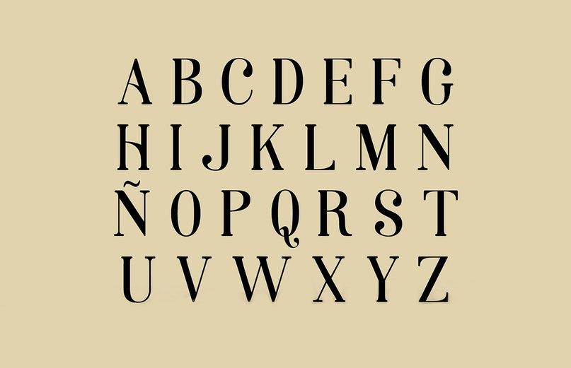 Soria   шрифт скачать бесплатно