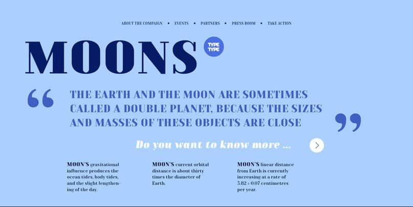 moons thin italic шрифт скачать бесплатно