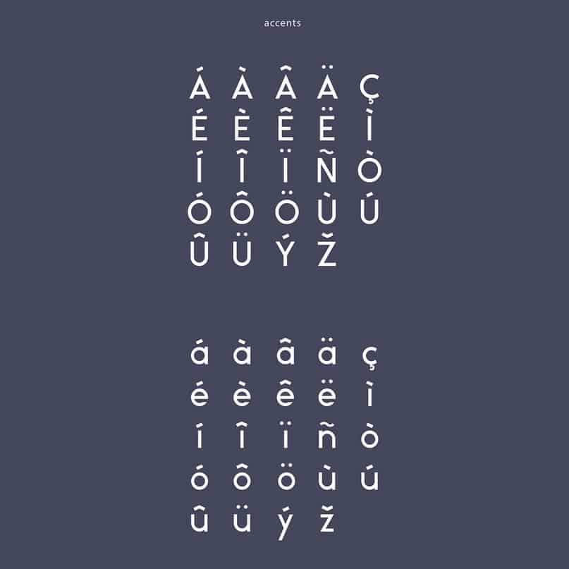 Ikaros Sans шрифт скачать бесплатно
