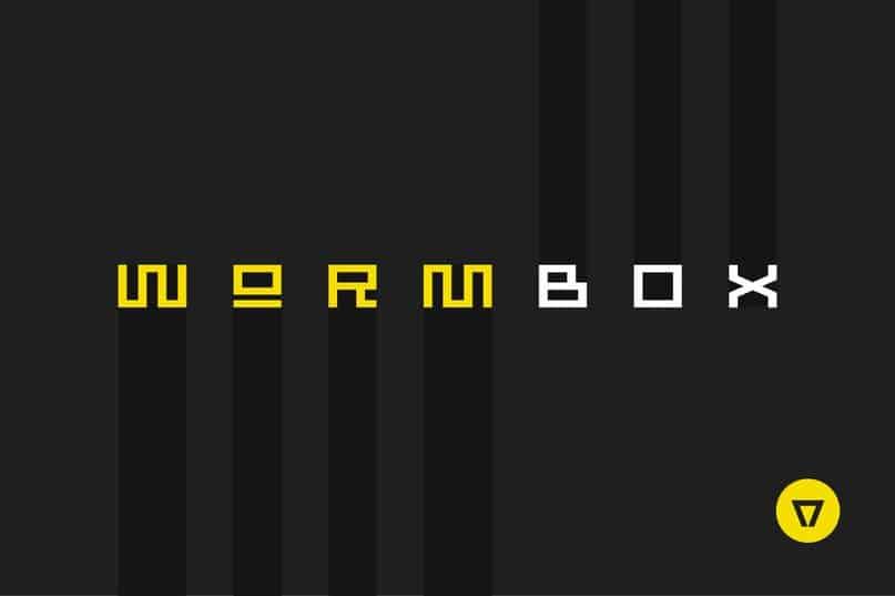 Wormbox nimavisual шрифт скачать бесплатно