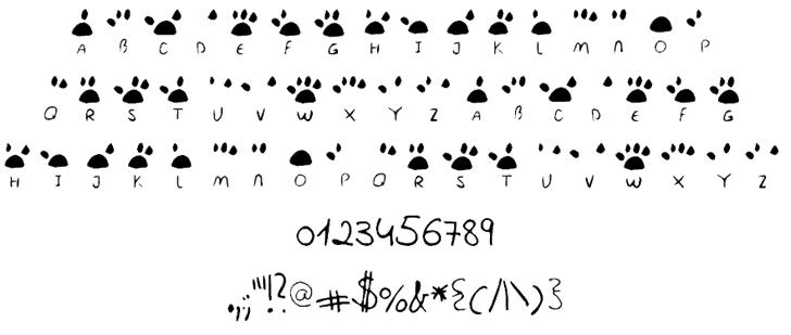 Katype шрифт скачать бесплатно