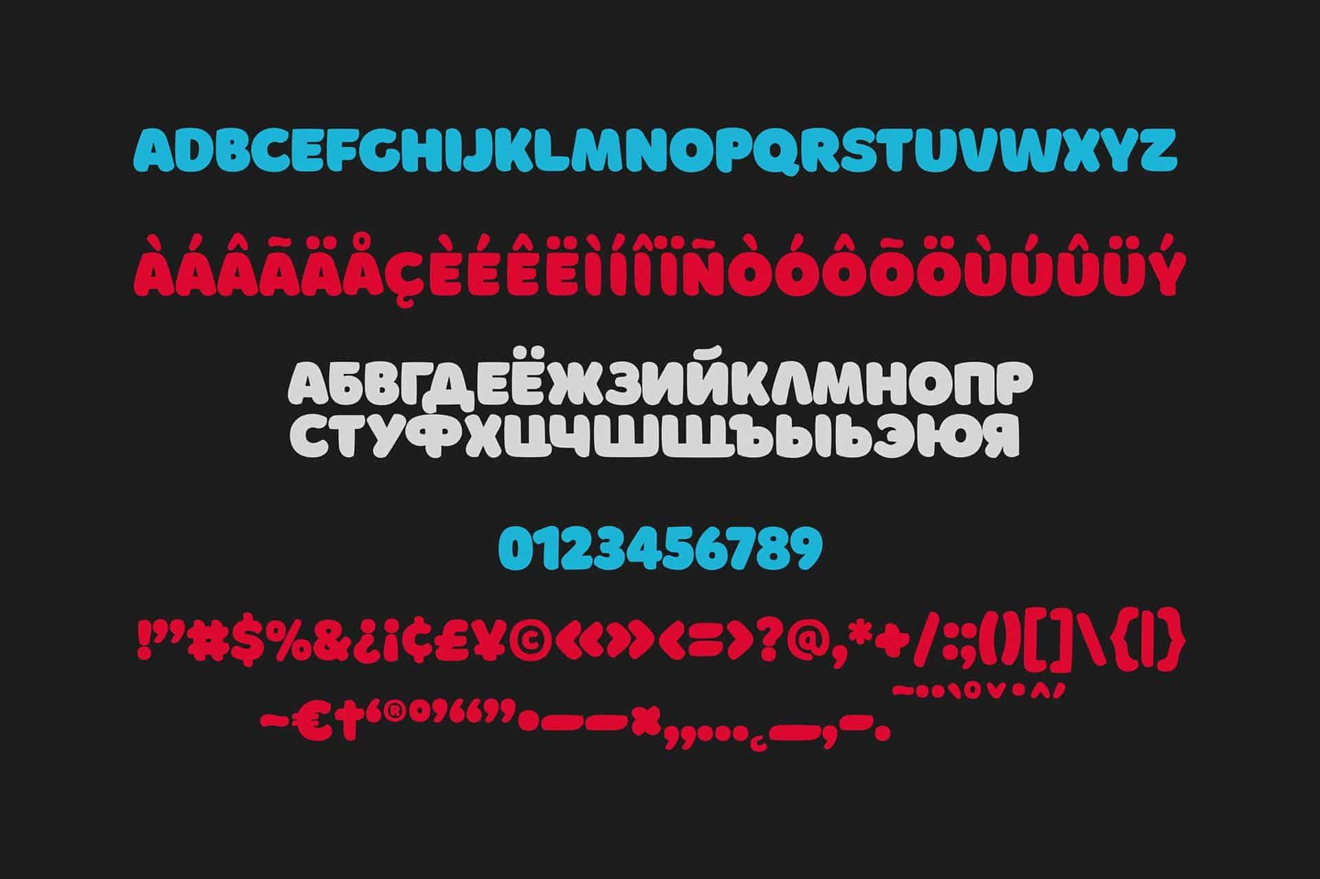 Borsok   шрифт скачать бесплатно