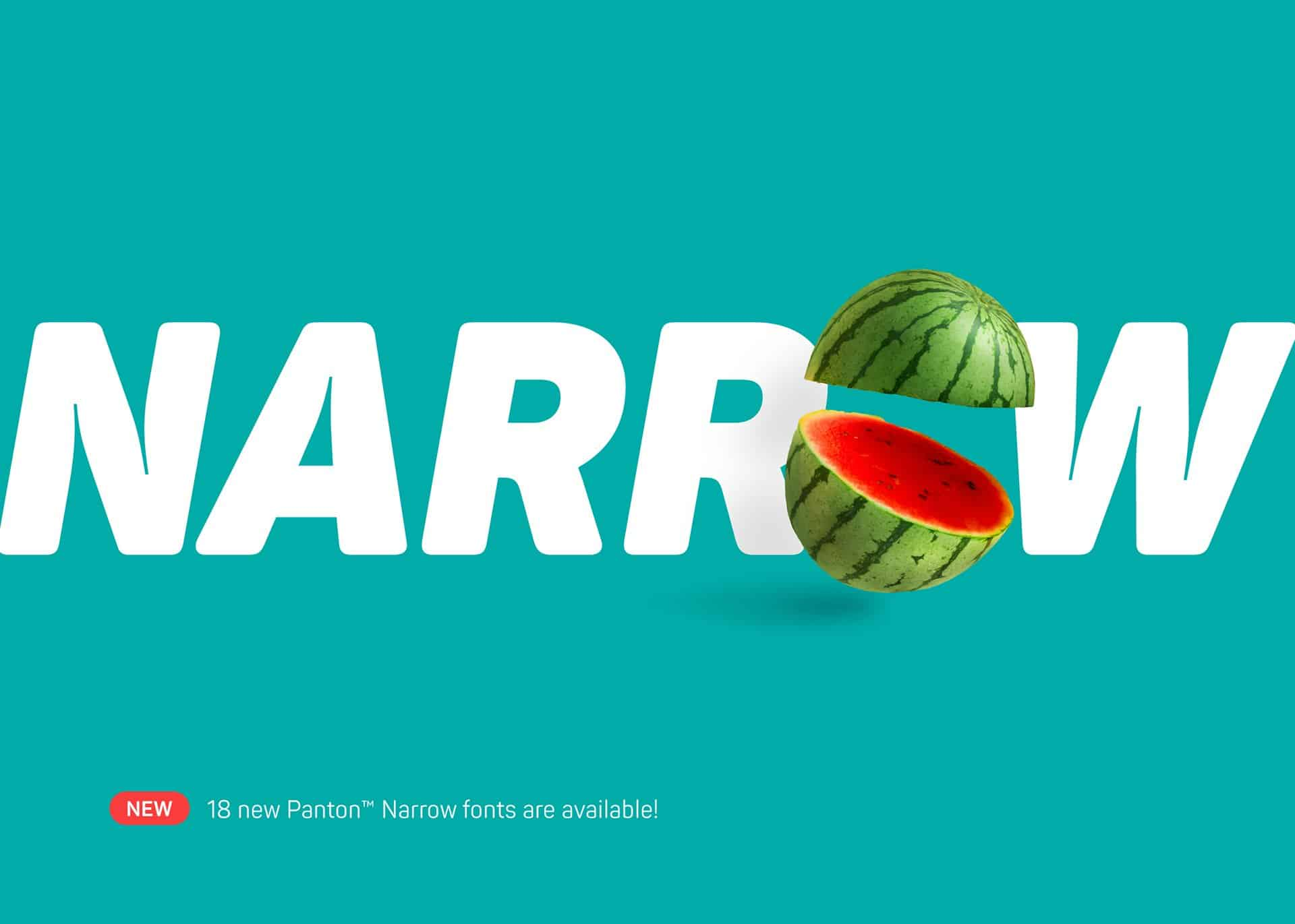 Panton Narrow шрифт скачать бесплатно