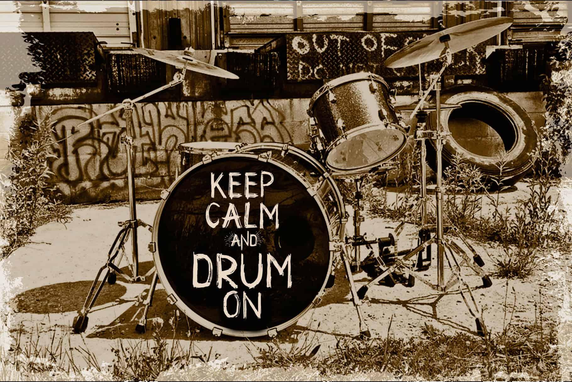 Drum шрифт скачать бесплатно