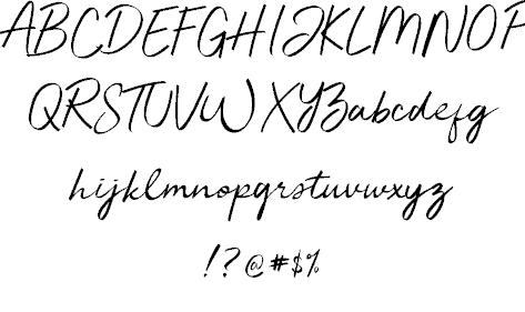Jelytta шрифт скачать бесплатно