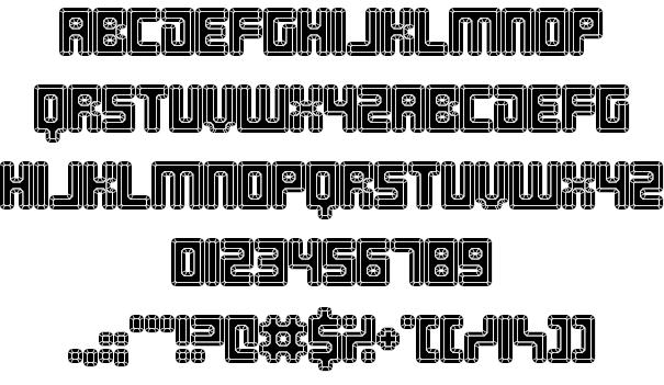 Zirconia шрифт скачать бесплатно