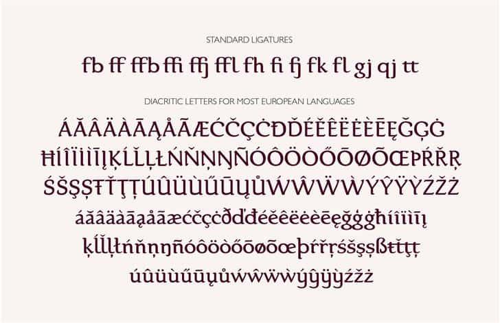 Karolina шрифт скачать бесплатно