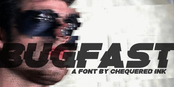 Bugfast шрифт скачать бесплатно