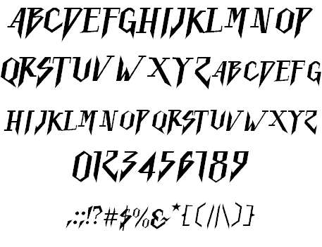 Bodacious шрифт скачать бесплатно