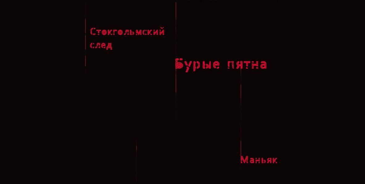 Paranoia шрифт скачать бесплатно
