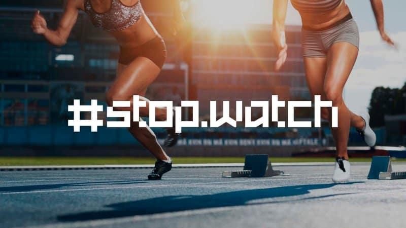 Stopwatch шрифт скачать бесплатно