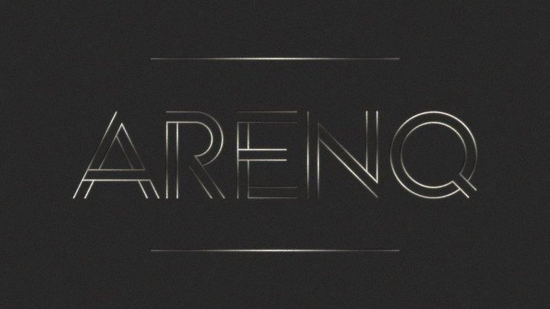 Arenq шрифт скачать бесплатно