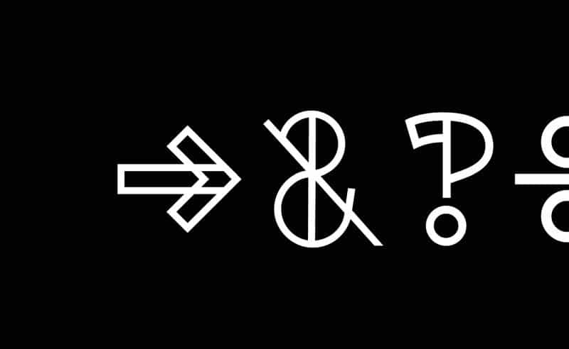 K95 Alphabet шрифт скачать бесплатно