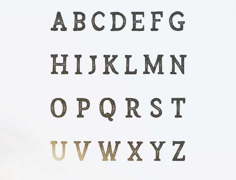 Arber шрифт скачать бесплатно