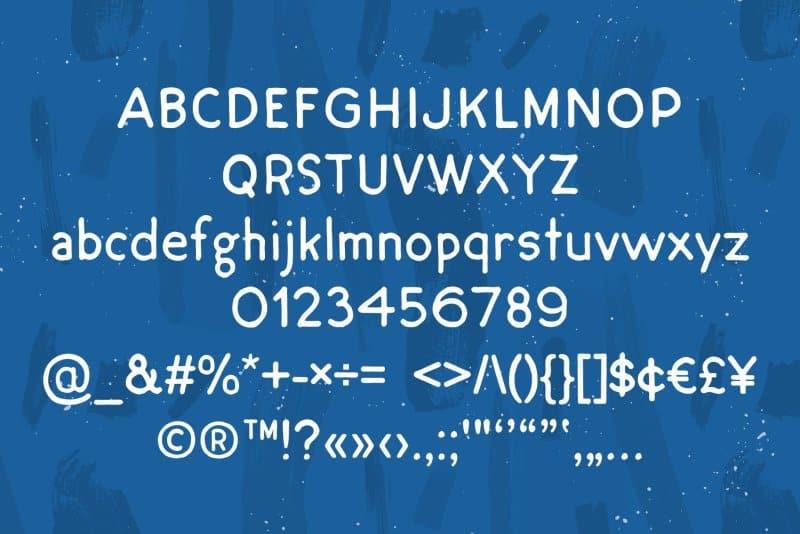 Quickens шрифт скачать бесплатно