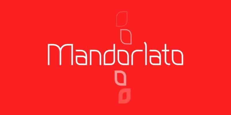 Mandorlato шрифт скачать бесплатно