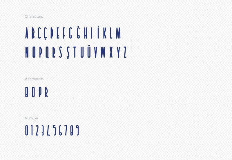 Bodrum шрифт скачать бесплатно