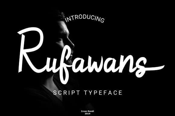 Rufawans шрифт скачать бесплатно