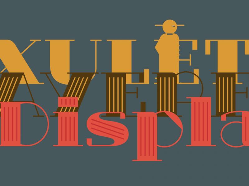 Txuleta шрифт скачать бесплатно