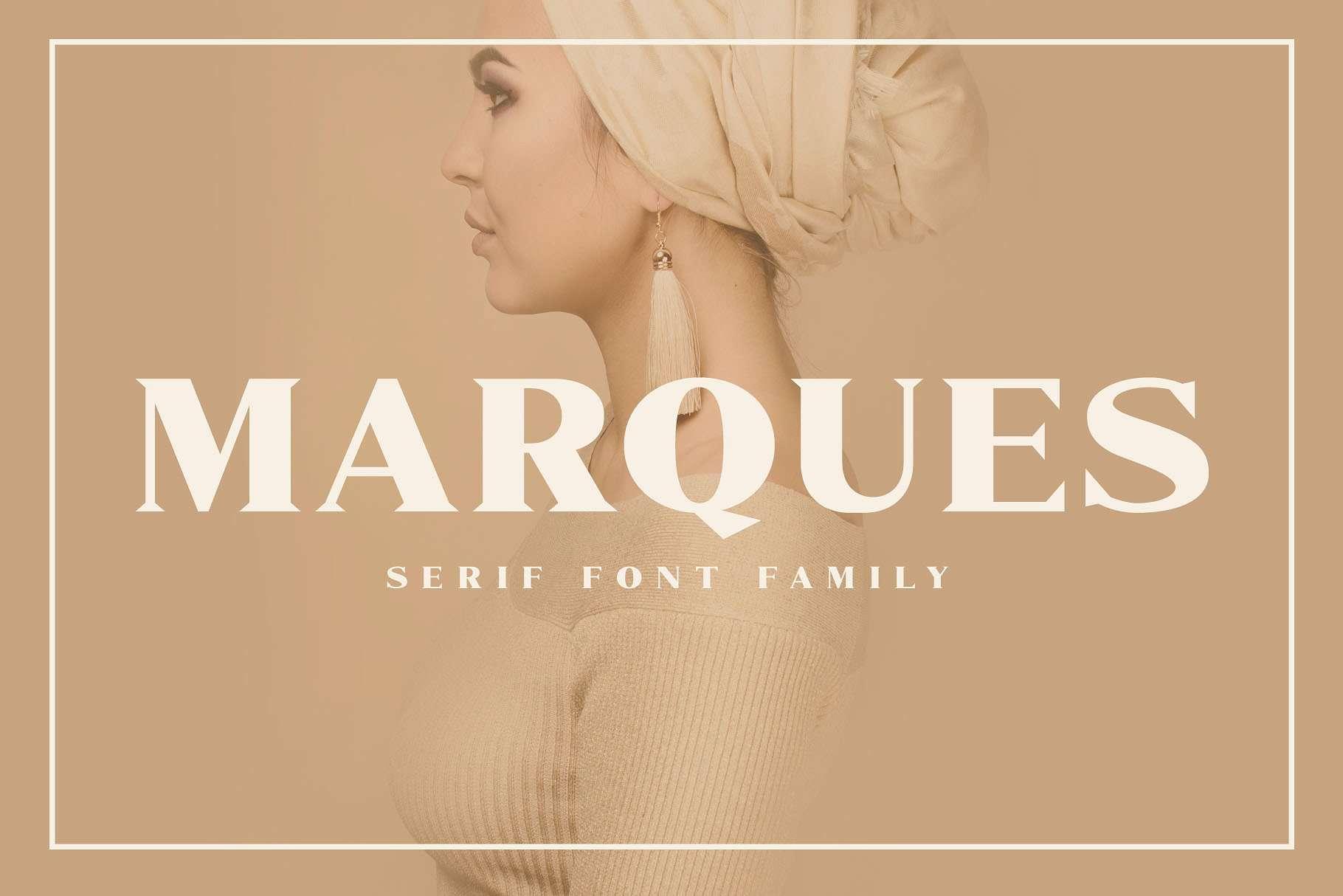 Marques шрифт скачать бесплатно