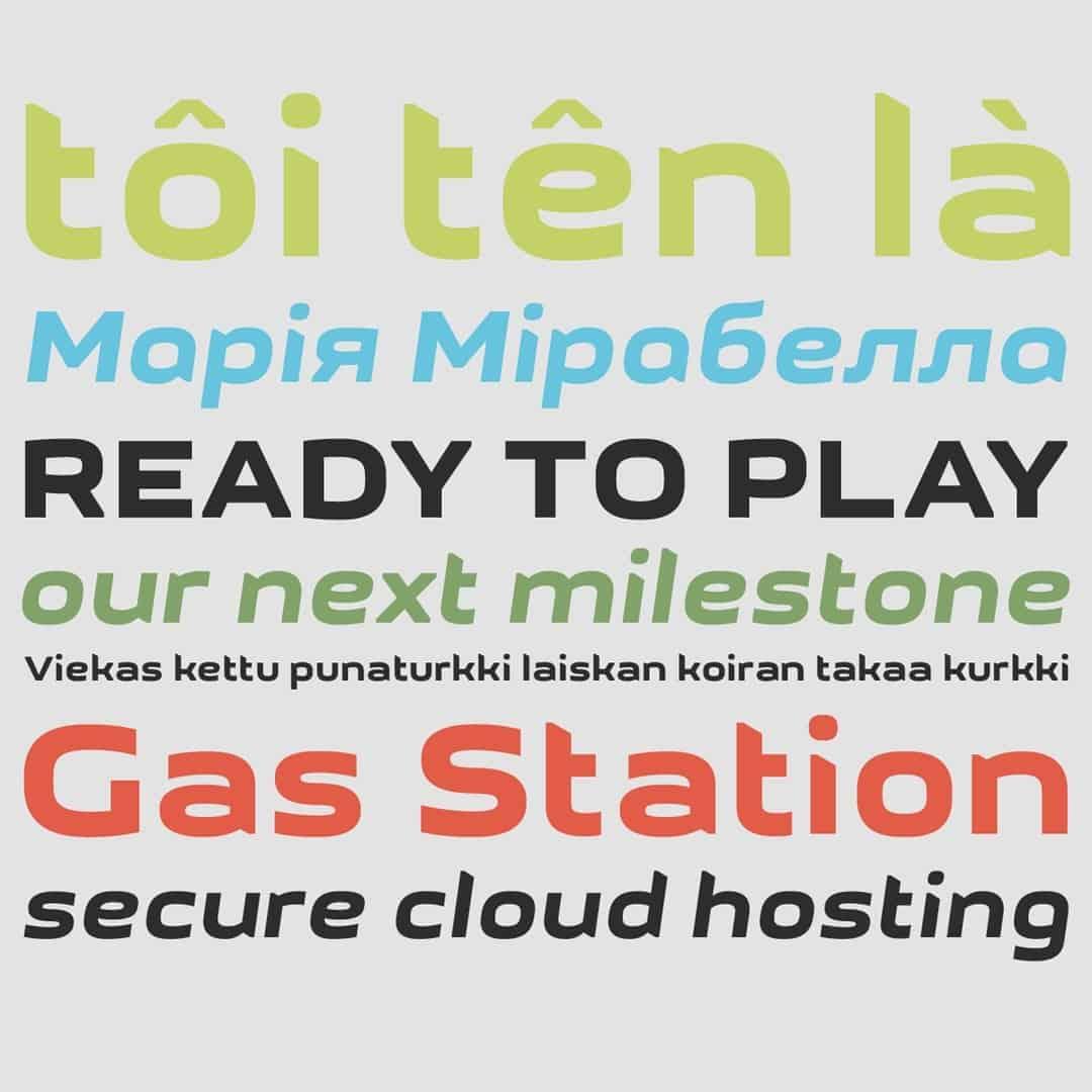 GetVoIP шрифт скачать бесплатно