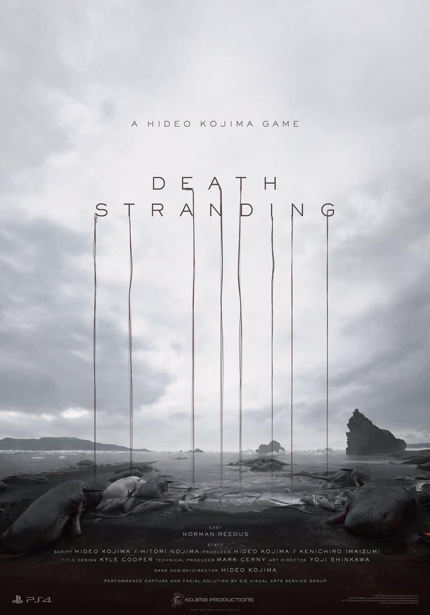 death stranding шрифт скачать бесплатно