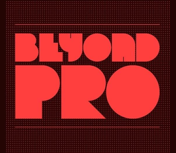 Beyond pro шрифт скачать бесплатно