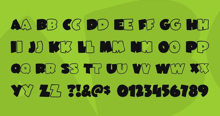 30 лучших граффити шрифтов шрифт скачать бесплатно