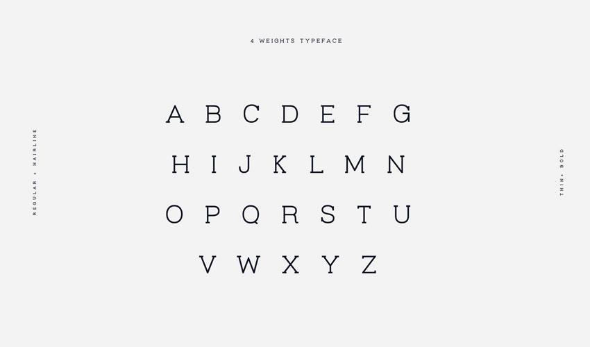 ТОП шрифтов в стиле минимал шрифт скачать бесплатно