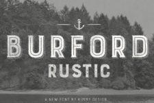 Burford Rustiс