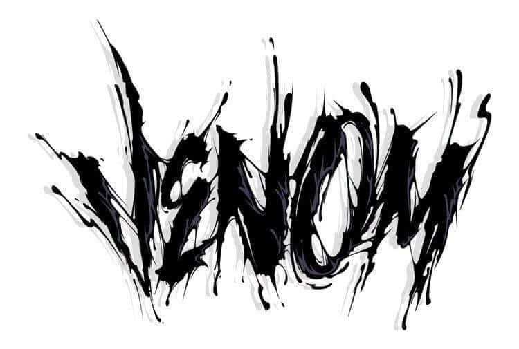 Venom шрифт скачать бесплатно