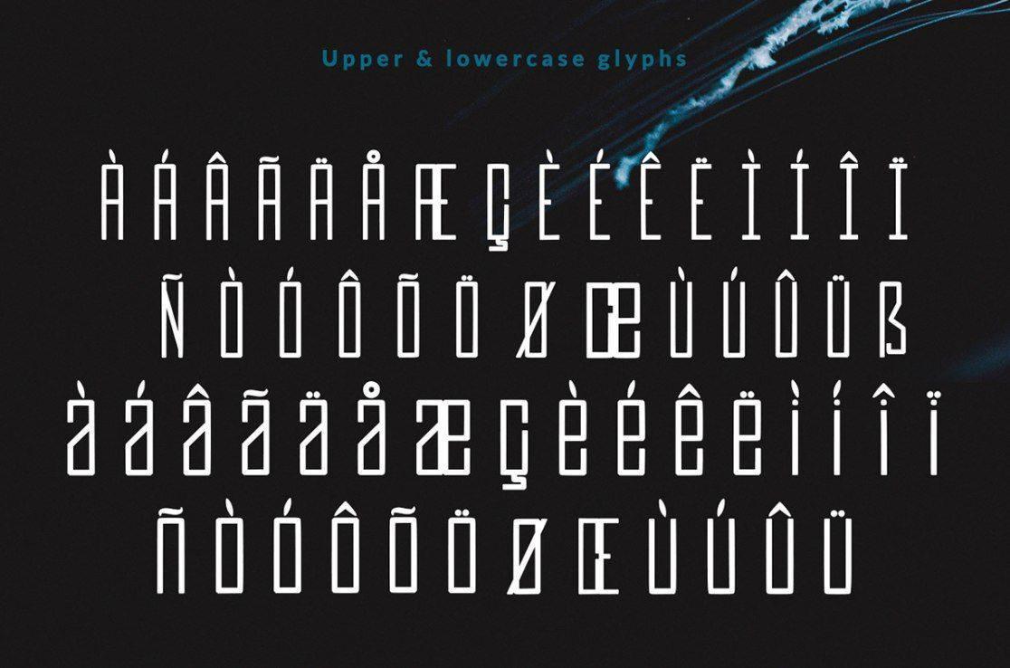 Efesto шрифт скачать бесплатно