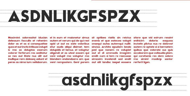 Adca шрифт скачать бесплатно