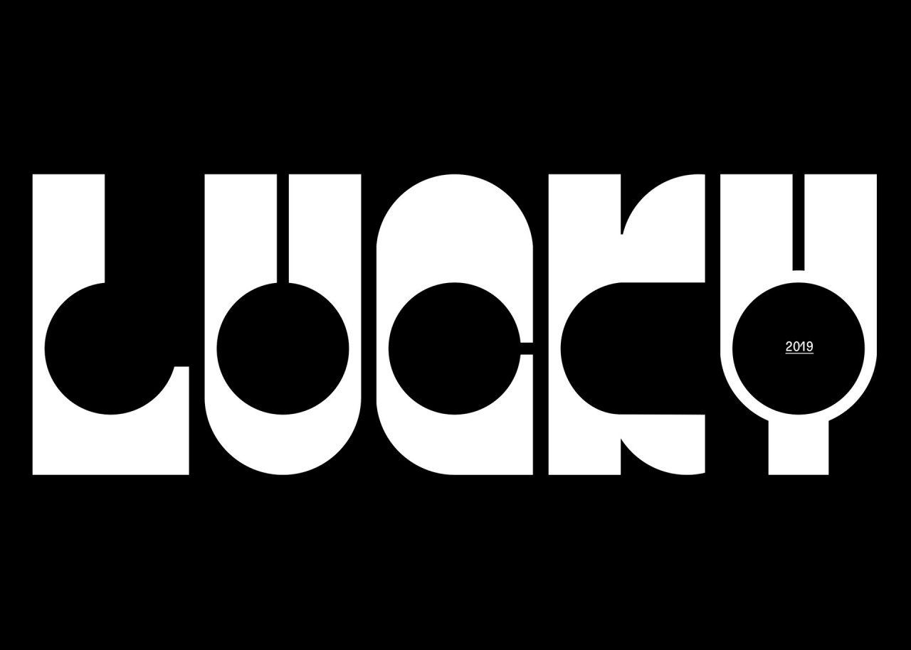 Lucky шрифт скачать бесплатно