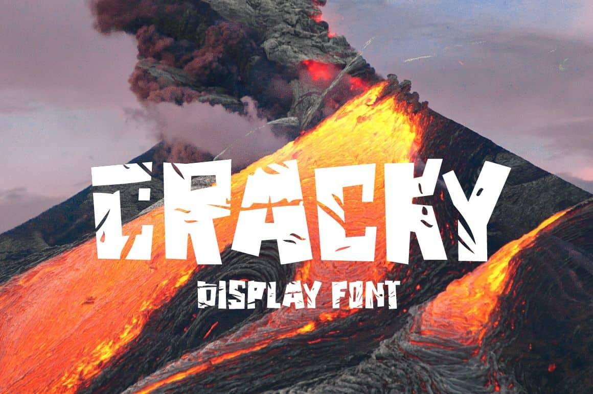 Cracky шрифт скачать бесплатно